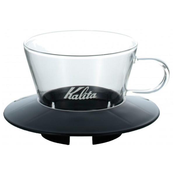 Kalita Wave 155 Filtertratt Glas från Kalita