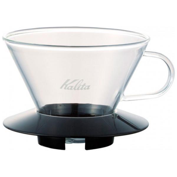 Kalita Wave 185 Filtertratt Glas från Kalita