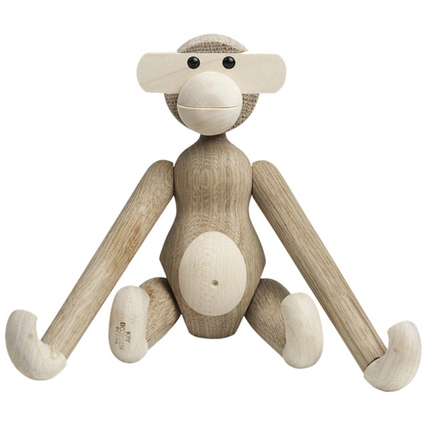 Kay Bojesen Figurin Apa 20 Cm Eklönn Obehandlad från Kay bojesen