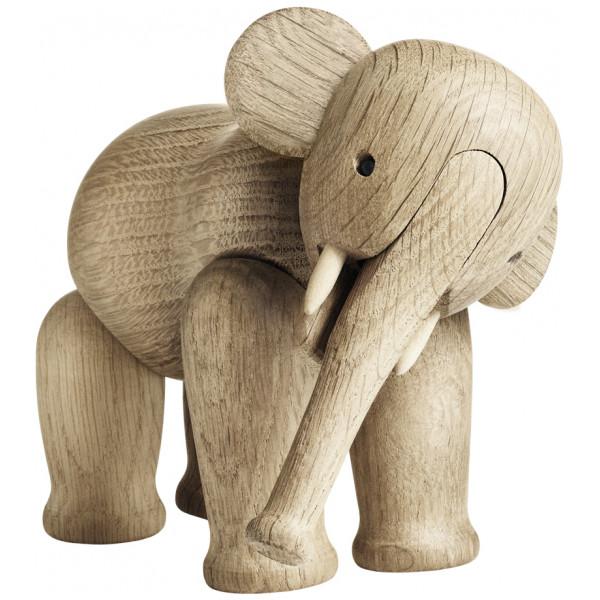 Kay Bojesen Figurin Elefant Liten 12,6 Cm Ek från Kay bojesen