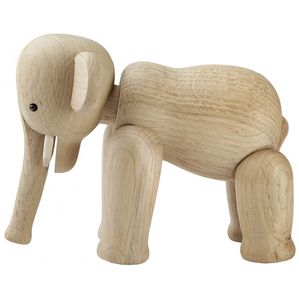 Kay Bojesen Figurin Elefant Mini Ek från Kay bojesen