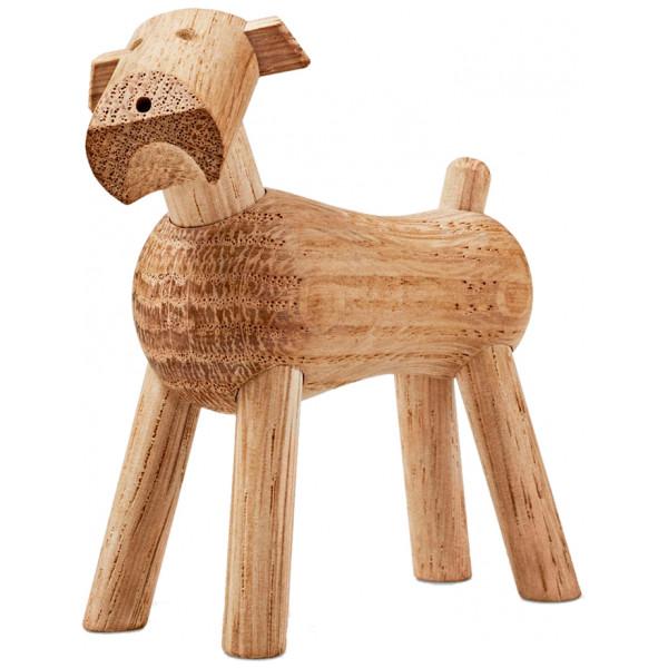 Kay Bojesen Figurin Hund Tim Ek Natur från Kay bojesen