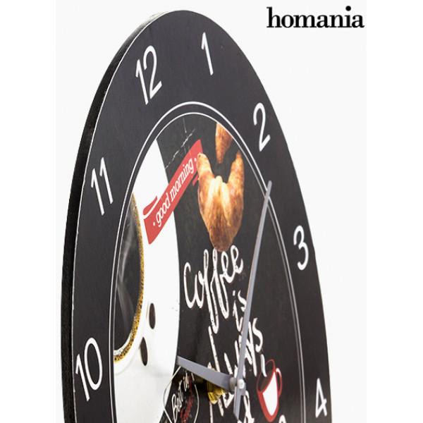 Klocka Vägklocka Food Homania från Inget märke