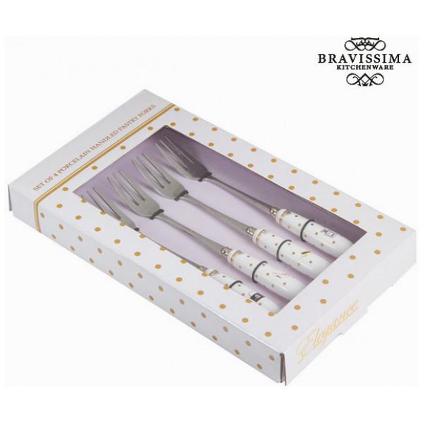 Kniv Kakgaffel Mode - Kitchen ' S Deco Samling By Bravissima Kitchen från Inget märke