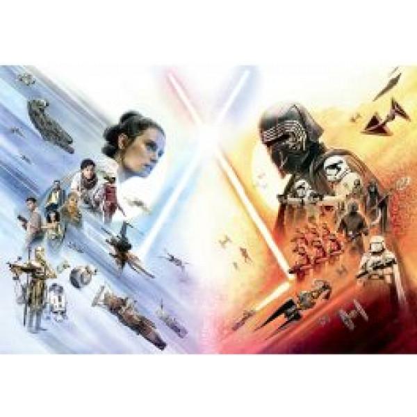 Komar Barntapet Star Wars Movie Poster från Komar
