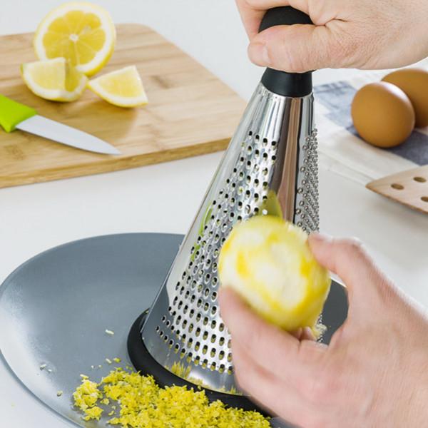 Koniskt Rivjärn I Rostfritt Stål Bravissima Kitchen från Inget märke