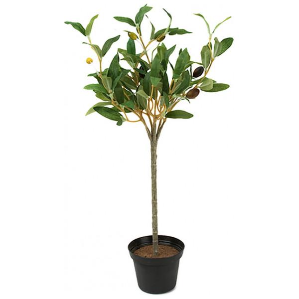 Konstväxt Olivträd 40 Cm Kruka från Inget märke