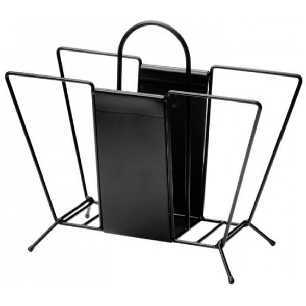 Kontorsprodukt Suitcase Tidningskorg Läder Maze från Inget märke