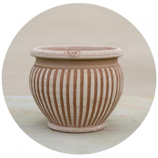 Kruka Piccolina Rose 30 Cm Bergs Potter från Inget märke