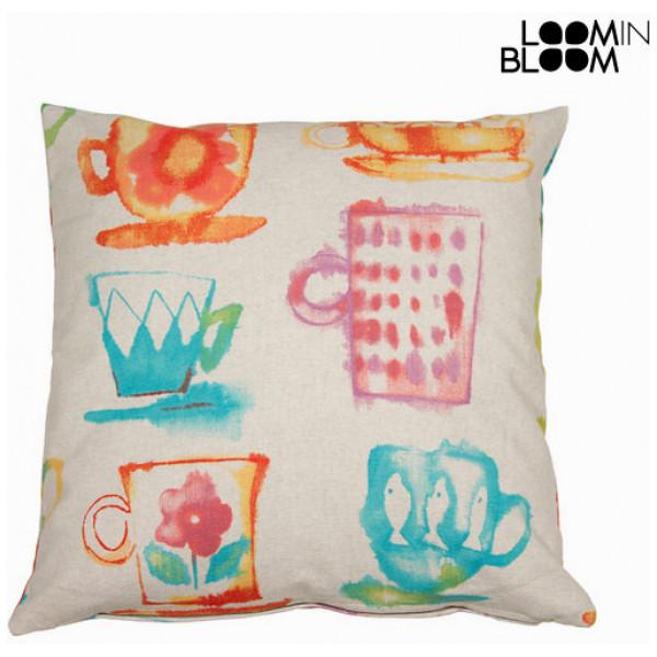 Kudde Färgglada By Loom In Bloom från Inget märke