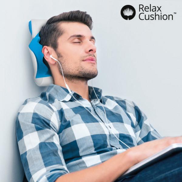 Kudde Nackstöd Med Antistressdyna Relax Cushion från Inget märke
