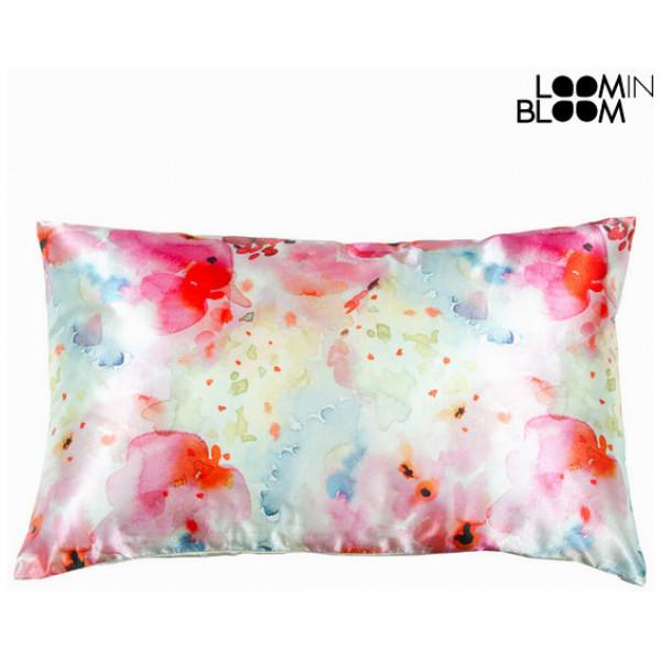Kudde Polyesterkudde Blommor By Loom In Bloom från Inget märke