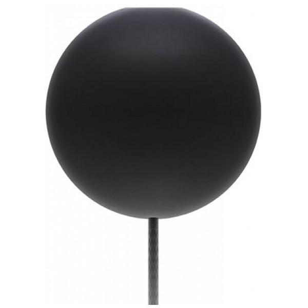 Lampa Vita Cannonball Takkopp Med Sladd Färg från Inget märke
