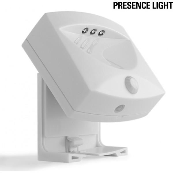 Led Ljus Med Rörelsesensor Presence Light från Inget märke