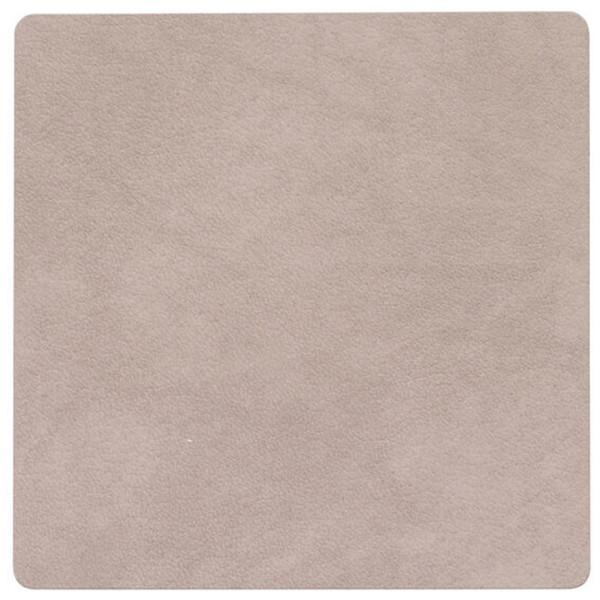 Lind Dna Glasunderlägg Nupo Square Glasunderlägg 10X10 Cm Nomad Grey från Lind dna