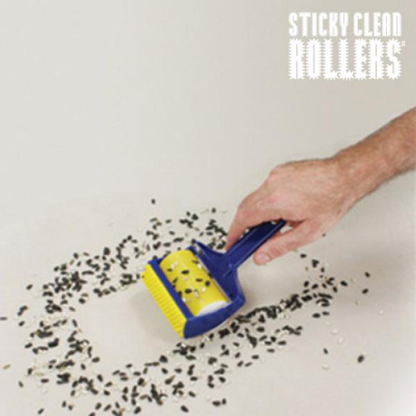 Luddroller Sticky Clean Rollers 3 St från Inget märke