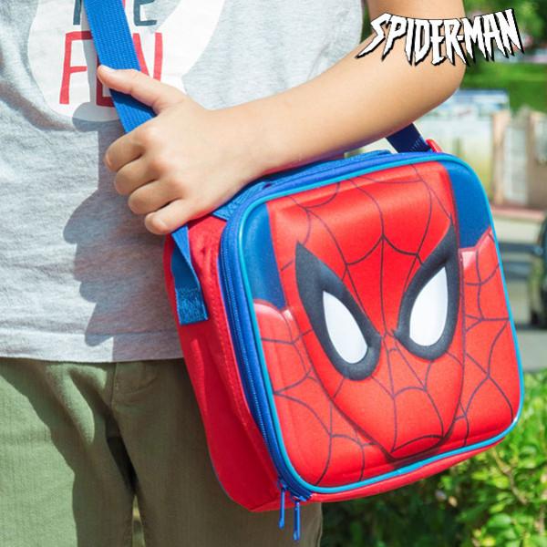 Lunchbox Axelväska Spiderman Termo från Inget märke
