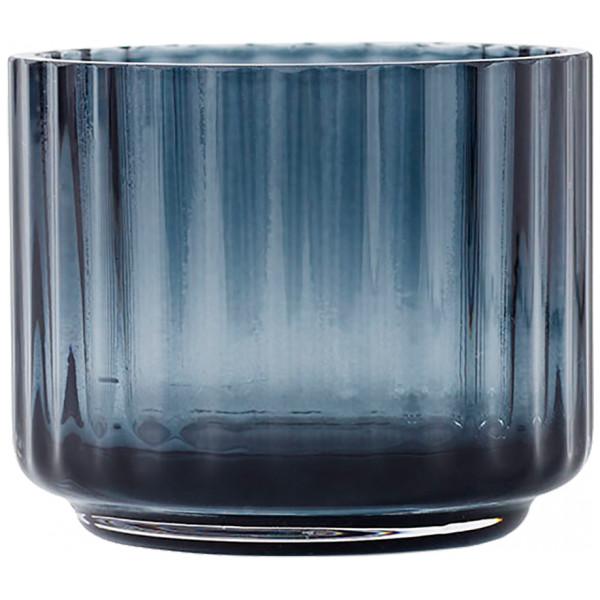 Lyngby Porcelain Ljuslykta Liten Glas från Lyngby porcelain