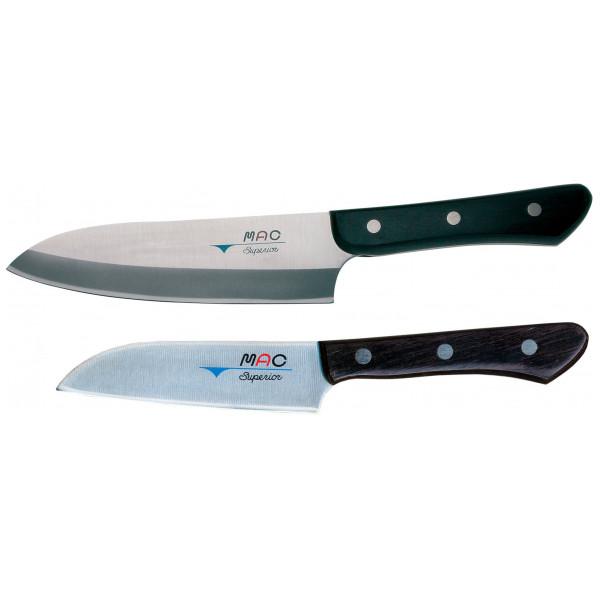Mac Knivset Superior 2 St från Mac