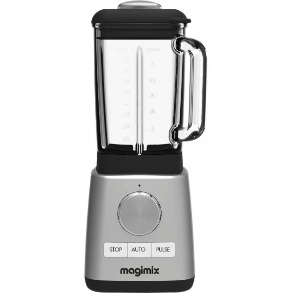 Magimix Power Matt Stål Med Glaskanna 1,8L från Magimix