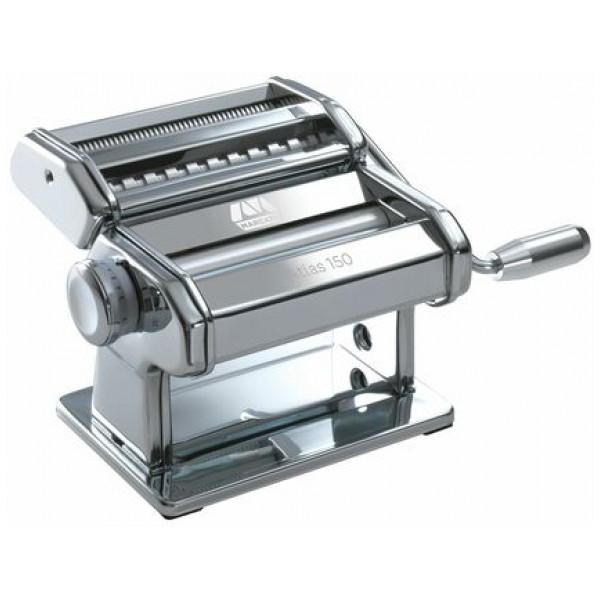Marcato Atlas 150 Design Chrome Pastamaskiner - Rostfritt Stål från Marcato