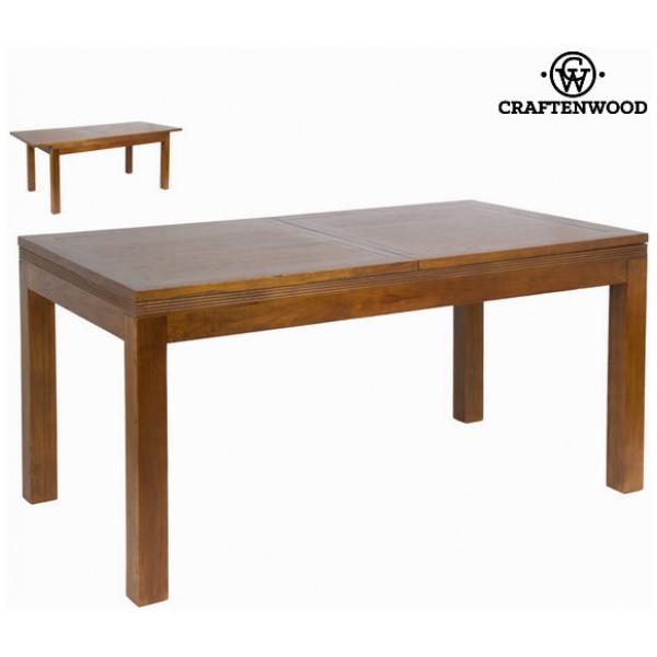 Matbord Med Utdragsskiva - King Samling By Craftenwood från Inget märke