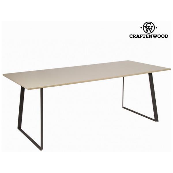 Matbord Moka Liv Grey - Modern Samling By Craftenwood från Inget märke