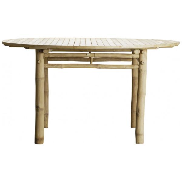 Matbord Tine K Runt Matbord Bambu 140 Cm från Inget märke