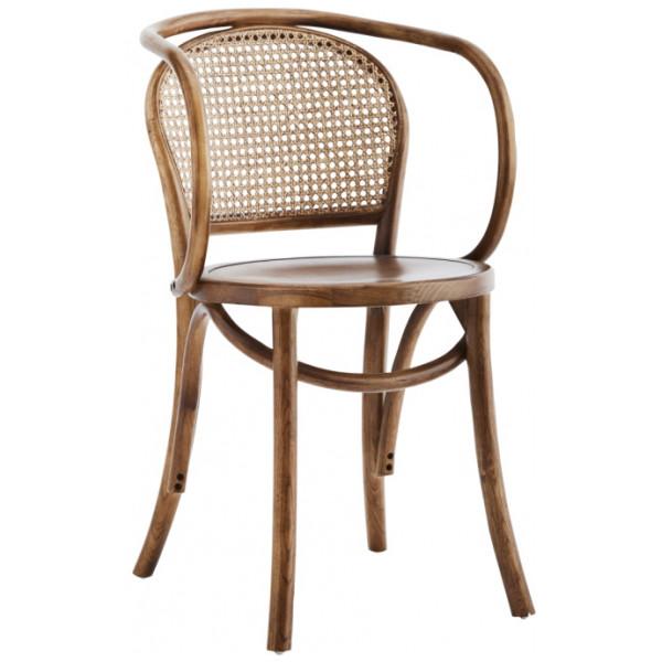 Matbord Vintagestol Wooden Chair Böjträ Madam Stoltz från Inget märke
