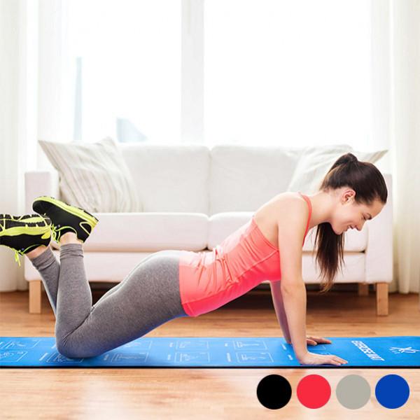 Matta Fitness Färg från Inget märke