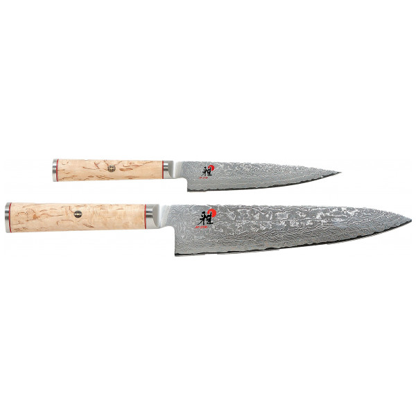 Miyabi Knivset 5000Mcd Birch 2-Dels från Miyabi