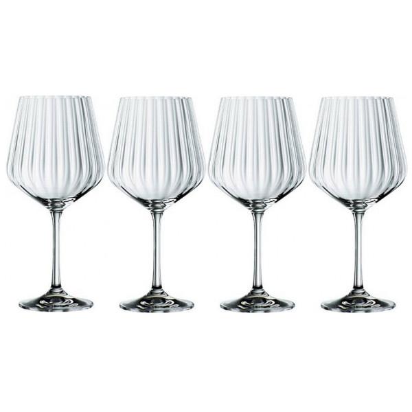 Nachtmann Drinkglas Optic Gin- Och Tonicglas 64 Cl 4-Pack från Nachtmann