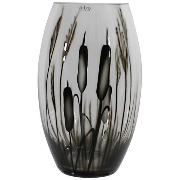 Nybro Crystal Kaveldun Vas 20 Cm Klar från Nybro crystal