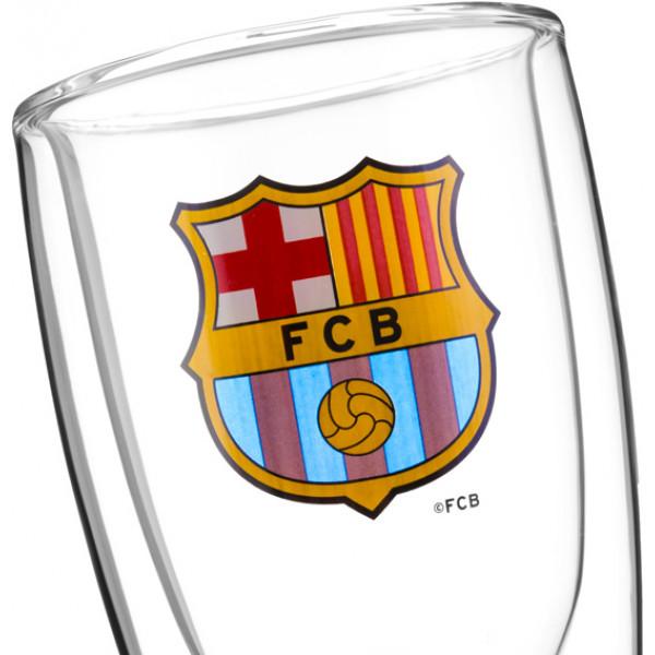 Ölglas Med Dubbel Botten F C Barcelona från Inget märke