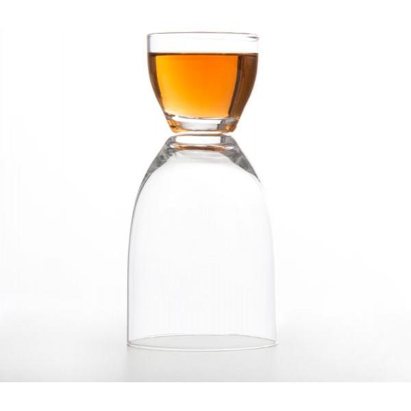 Ölglas Med Shotglas från Inget märke