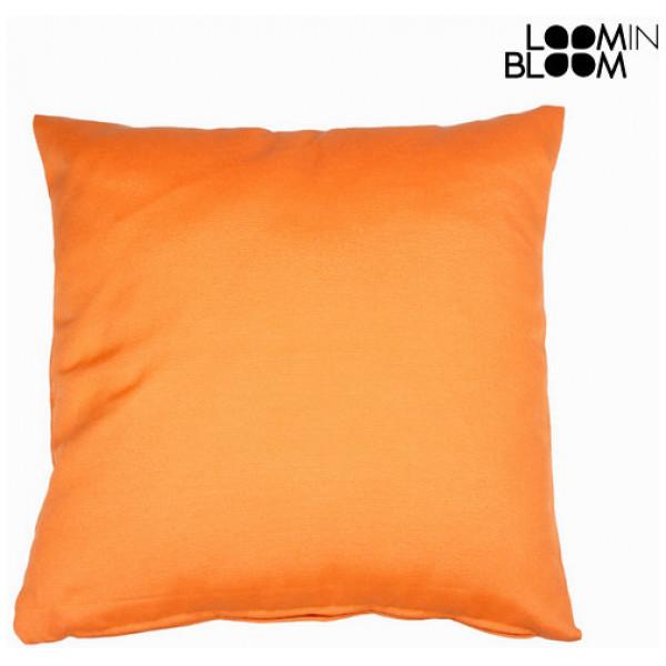 Orange Kudde Panama By Loom In Bloom från Inget märke