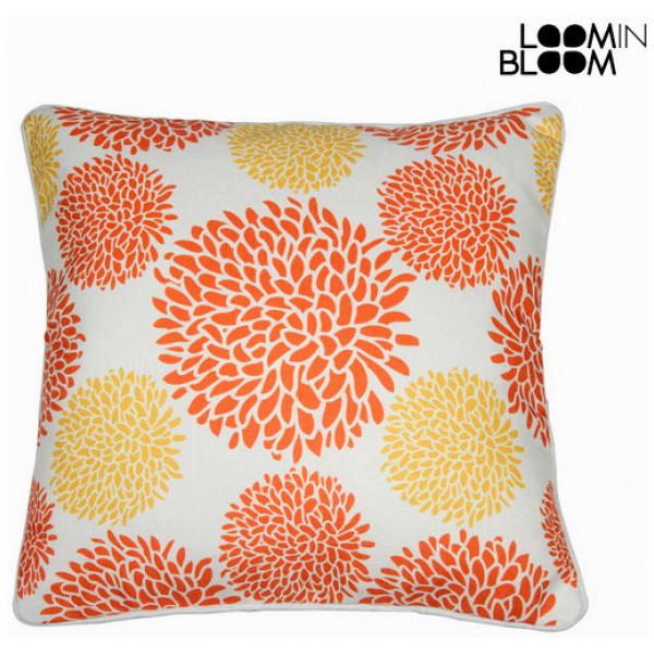 Orange Och Kudde Blomma By Loom In Bloom från Inget märke