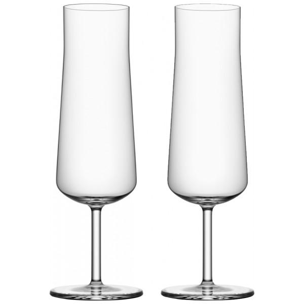 Orrefors Informal Champagneglas 22 Cl 2-Pack från Orrefors