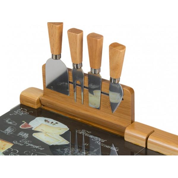 Ostbricka Med 5 Avdelningar - Kitchen ' S Deco Samling By Bravissima Kitchen från Inget märke