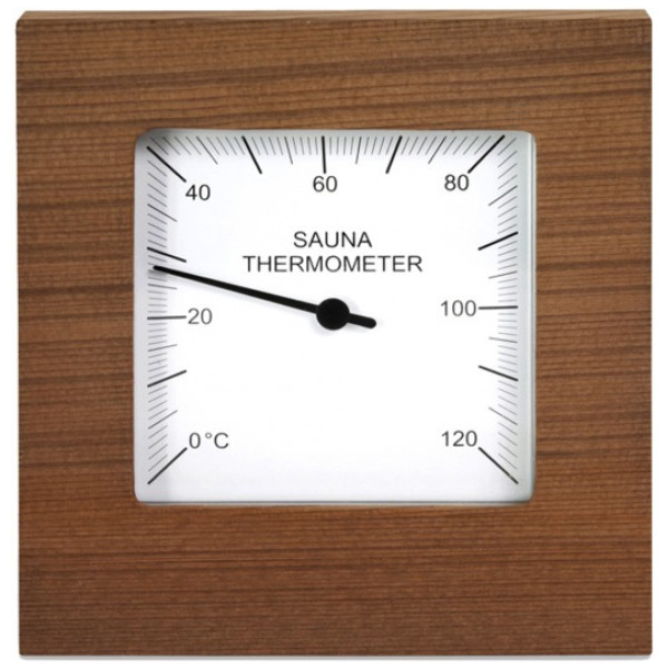 Övriga Bastuprodukt Bastutermometer Kvadrat Ceder från Övriga