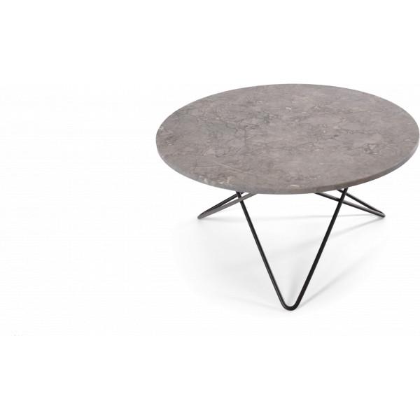 Ox Denmarq O Table Matbord Marmor Ø80 från Ox denmarq