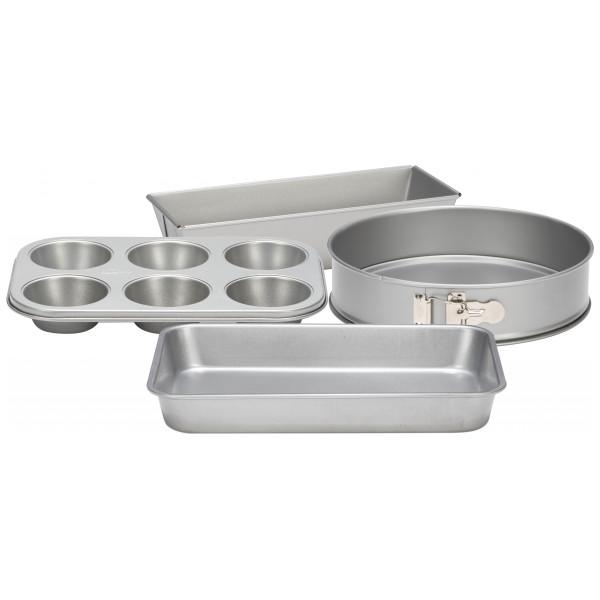 Patisse Muffinsform Silvertop Bakformset 4 Delar från Patisse