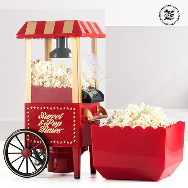 Popcornmaskin Sweet & Pop från Inget märke