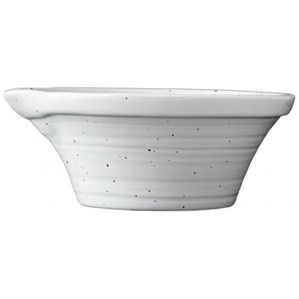 Potteryjo Peep Degskål 20 Cm Cotton White från Potteryjo