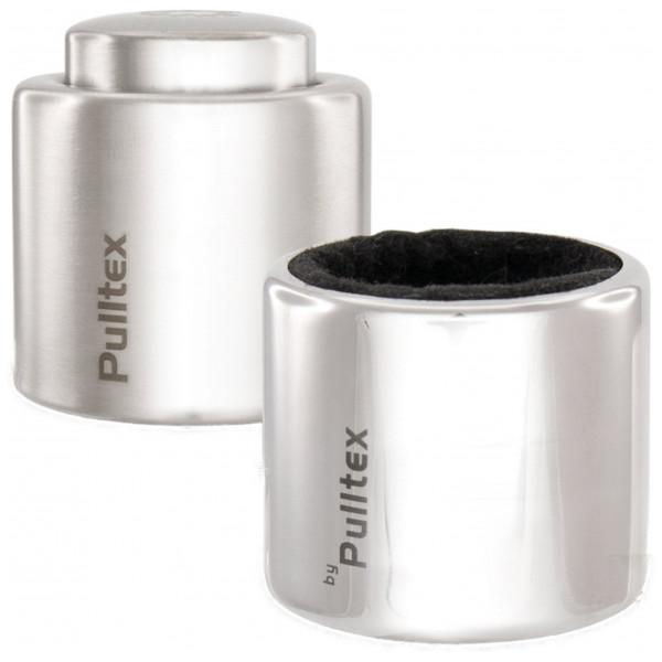 Pulltex Vintillbehör Stopper Och Droppring Till Vinflaska från Pulltex