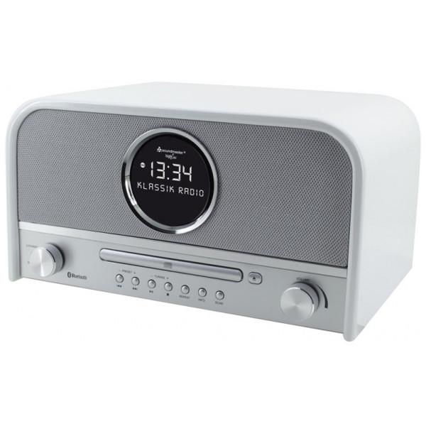 Radio Cd Bluetooth Usb Klocka från Inget märke