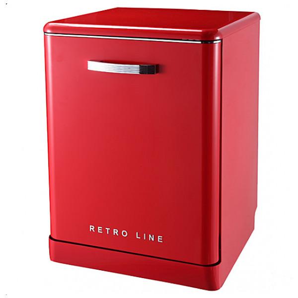 Retro Line Diskmaskin Retrostil Färg från Retro line