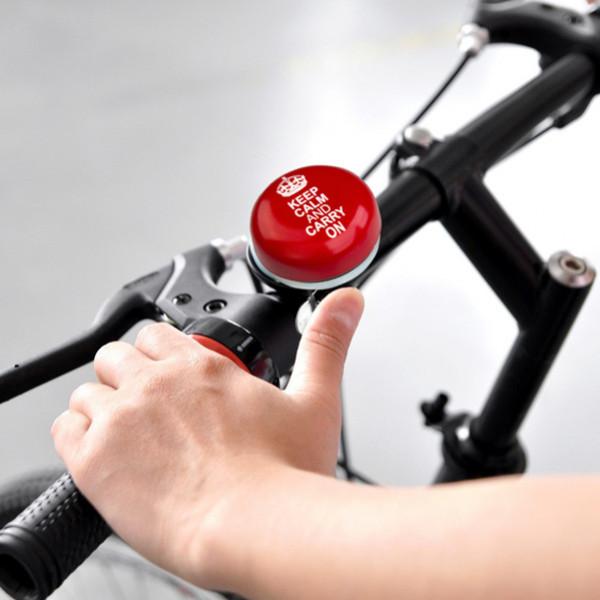 Ringklocka I Metall För Cykel från Inget märke