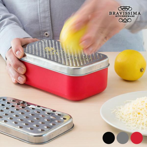 Rivjärn Med Behållare 2 I 1 Bravissima Kitchen 4 Delar från Inget märke