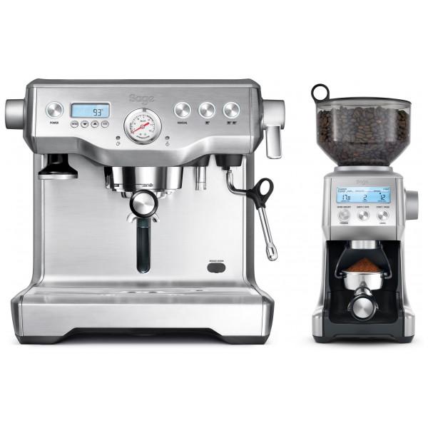 Sage The Dual Boiler Espressomaskin & Smart Grinder Pro från Sage